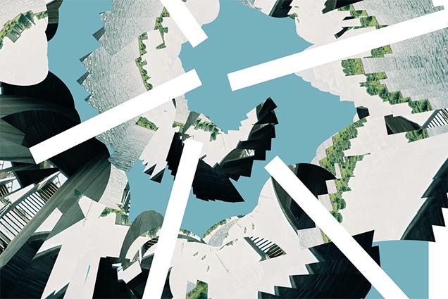 Ausschnitt aus dem Symposionsflyer. Design von Studio Mut.